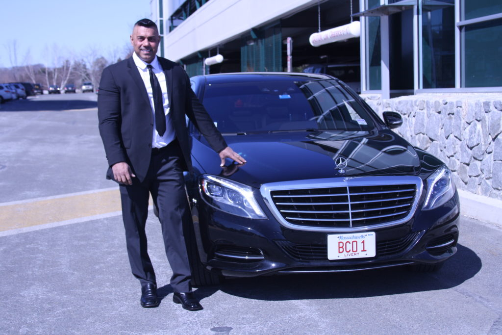 Mark Kini Boston Chauffeur Founder