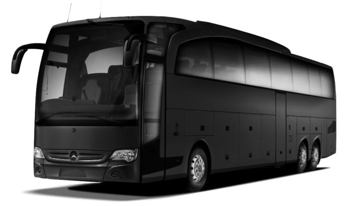 Boston Chauffeur motor coach