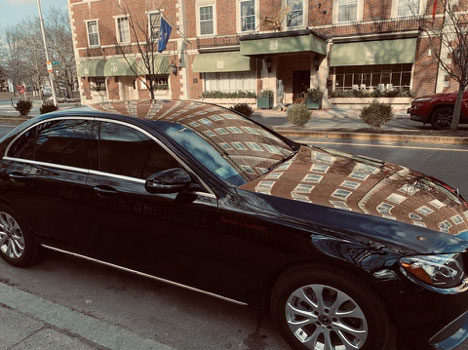 Boston Chauffeur Mercedes Limousine