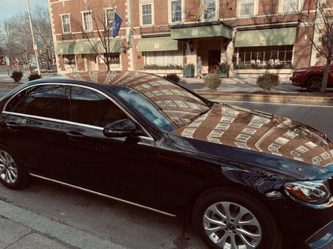 Boston Chauffeur Mercedes Limousine