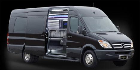 luxury limo transportation boston chauffeur