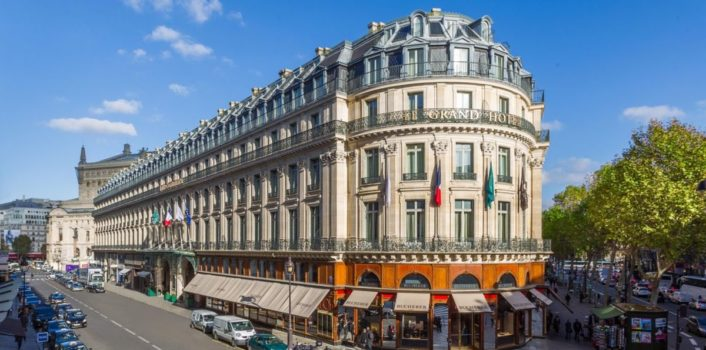 Paris Hotel - Courtesy photo, Awardwallet.com