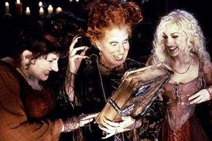 halloween in salem hocus pocus