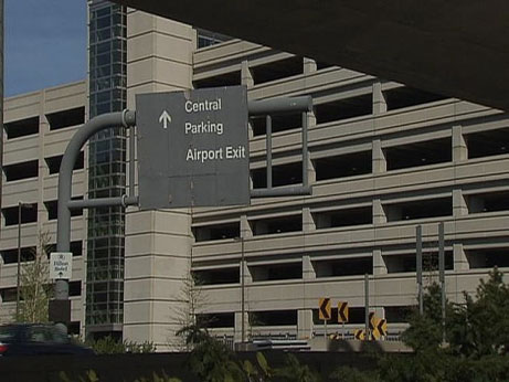 central parking logan airport (Courtesy photo CBS Boston.com)