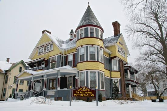 The Wallingford Victorian Inn – Wallingford, Connecticut